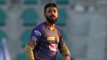 Varun Chakravarthy produced one of the finest spells by a KKR bowler