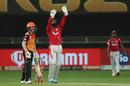 KL Rahul appeals for David Warner's wicket, Kings XI Punjab vs Sunrisers Hyderabad, IPL 2020, Dubai, October 24, 2020