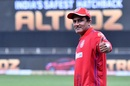 Anil Kumble is all smiles after a KXIP victory, Kings XI Punjab vs Sunrisers Hyderabad, IPL 2020, Dubai, October 24, 2020