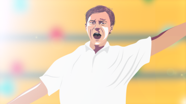 Thumbnail: Dale Steyn to Michael Vaughan