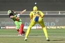 Virat Kohli slams a six, Chennai Super Kings vs Royal Challengers Bangalore, IPL 2020, Dubai, October 25, 2020