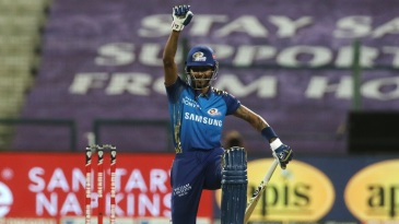Hardik Pandya offers his support to the Black Lives Matter movement