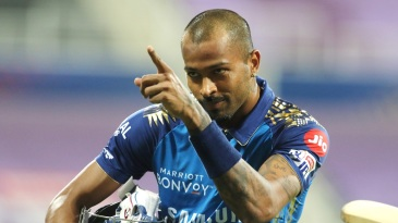 If you're a death bowler, Hardik Pandya is coming for you