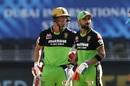 Virat Kohli and AB de Villiers pilot the innings, Chennai Super Kings vs Royal Challengers Bangalore, IPL 2020, Dubai, October 25, 2020