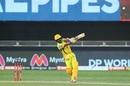 Ambati Rayudu unleashes a pull shot, Chennai Super Kings vs Royal Challengers Bangalore, IPL 2020, Dubai, October 25, 2020