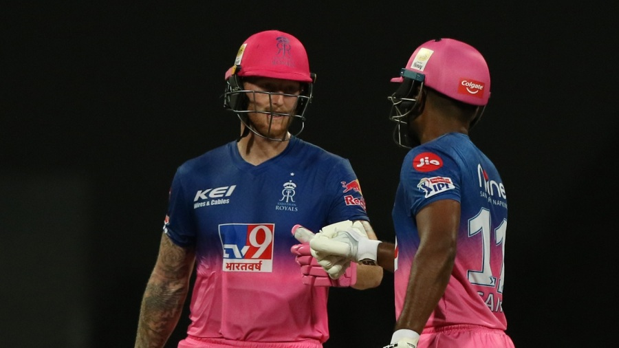 Ben Stokes and Sanju Samson produced a match-winnig partnership