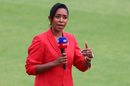 Ebony Rainford-Brent is the chair of Surrey's ACE programme, first day, third Test, England v West Indies, Old Trafford, July 24, 2020
