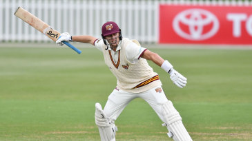 Marnus Labuschagne made his second hundred of the season
