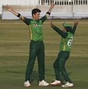 Shaheen Afridi struck in the first over of the chase, Pakistan vs Zimbabwe, 1st ODI, Rawalpindi, October 30, 2020