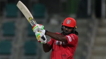 There is no boundary big enough in any ground when Chris Gayle gets going