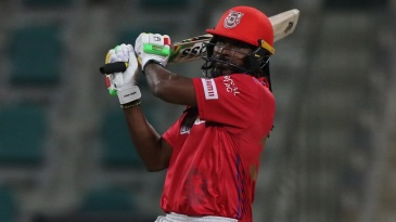 Chris Gayle - sixes unleashed