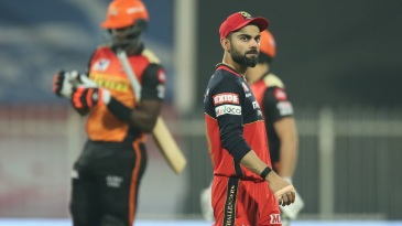 Virat Kohli and his men have some work to do ahead of the playoffs