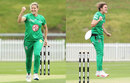 Katherine Brunt and Nat Sciver combined to take six wickets, Melbourne Stars v Hobart Hurricanes, WBBL, Drummoyne Oval, November 1, 2020