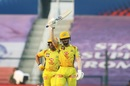Ruturaj Gaikwad reached his third successive half-century, Chennai Super Kings vs Kings XI Punjab, IPL 2020, Abu Dhabi, November 1, 2020