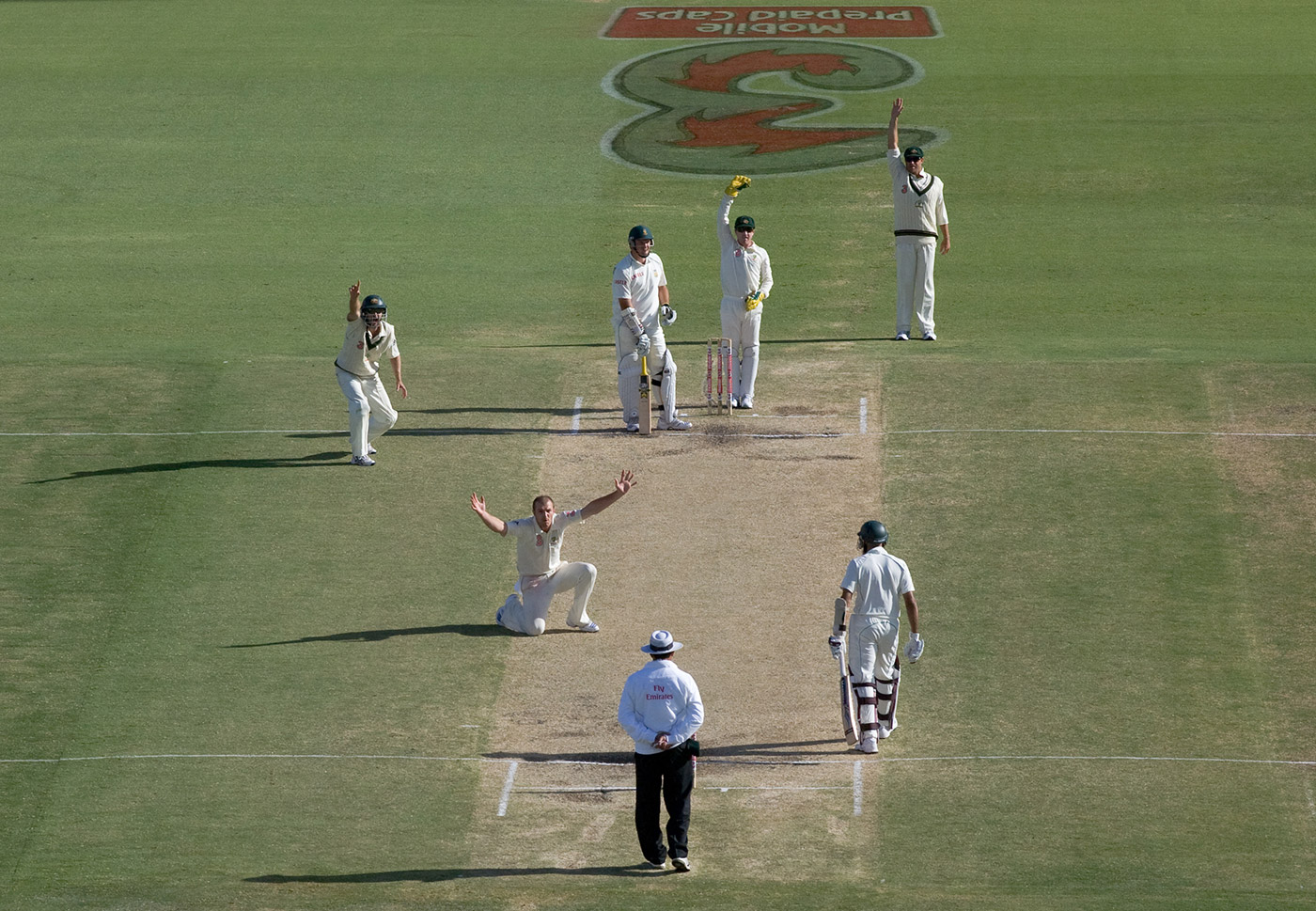 Are you there God, it's me, Jason. Krejza toiled through 49 overs for a solitary wicket in Perth against South Africa in 2008