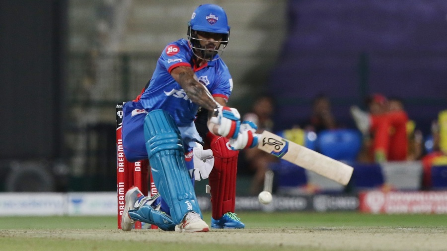 Shikhar Dhawan is the only batsman to score more than one hundred in this season's IPL