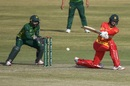 Sean Williams takes the aggressive route, Pakistan vs Zimbabwe, 3rd ODI, Rawalpindi, November 3, 2020