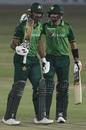 Wahab Riaz partnered Babar Azam for exactly 100 runs for the seventh wicket, Pakistan vs Zimbabwe, 3rd ODI, Rawalpindi, November 3, 2020