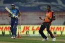 One West Indies captain gets another: Jason Holder's gone through Kieron Pollard, Sunrisers Hyderabad vs Mumbai Indians, IPL 2020, Sharjah, November 3, 2020