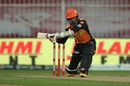 He's very adept at playing the sweep, is Wriddhiman Saha, Sunrisers Hyderabad vs Mumbai Indians, IPL 2020, Sharjah, November 3, 2020