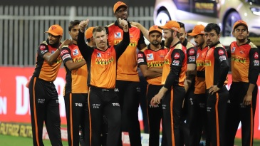 All's well that ends well - in the league stage for SRH anyway