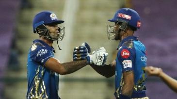 Mumbai Indians' batting has plenty of firepower all through