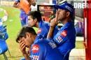 Coaches Ricky Ponting and Mohammad Kaif look on, Mumbai Indians vs Delhi Capitals, IPL 2020 Qualifier 1, Dubai, November 5, 2020