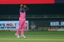 Varun Aaron has struggled to close out his overs this IPL, Kolkata Knight Riders vs Rajasthan Royals, Dubai, IPL 2020, November 1, 2020