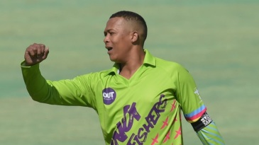 Glenton Stuurman is the newest face in the South Africa squad