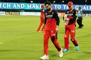 Virat Kohli and AB de Villiers walk off the field as yet another RCB season ends in disappointment, Sunrisers Hyderabad vs Royal Challengers Bangalore, IPL 2020, Eliminator, Abu Dhabi, November 6, 2020