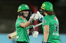 Meg Lanning and Nat Sciver combined to see of Perth Scorchers, Melbourne Stars v Perth Scorchers, WBBL, North Sydney Oval, November 7, 2020