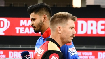 Shreyas Iyer's Delhi Capitals and David Warner's Sunrisers Hyderabad have taken contrasting routes to the second Qualifier