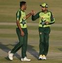 Wahab Riaz picked up the wickets of Sikandar Raza and Elton Chigumbura, Pakistan vs Zimbabwe, 1st T20I, Rawalpindi, November 7, 2020