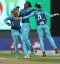 Shakera Selman broke through with two wickets in the seventh over, Trailblazers vs Supernovas, Women's T20 Challenge 2020, Sharjah, November 7, 2020