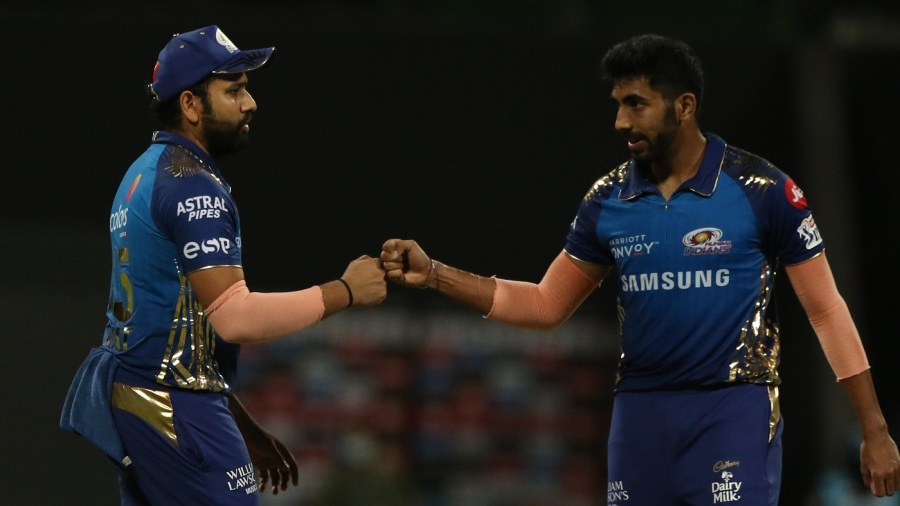 Rohit Sharma has won five IPL titles, while Jasprit Bumrah has won two