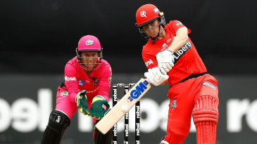 Georgia Wareham has impressed with the bat this season