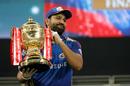 Rohit Sharma and his Mumbai Indians claimed the big prize, Mumbai Indians vs Delhi Capitals, IPL 2020 final, Dubai, November 10, 2020