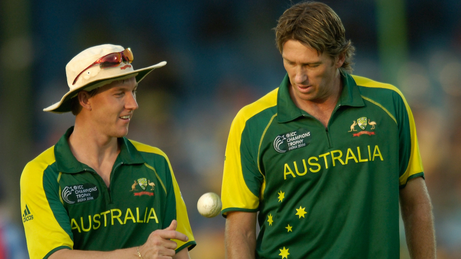 Is it possible to definitively rate bowlers like Glenn McGrath and Brett Lee against those from other eras and teams?