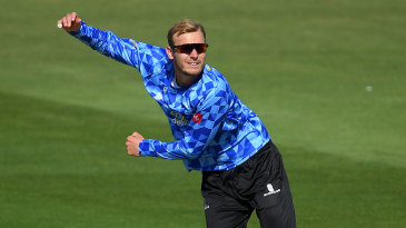 Danny Briggs has enjoyed a prolific career in T20