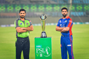 Captains Sohail Akhtar and Imad Wasim a day before the PSL final, PSL 2020, Karachi, November 16, 2020