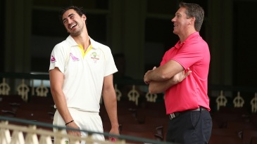 Glenn McGrath believes Mitchell Starc can make a big impact in the Tests against India