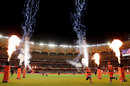 Perth Stadium will see cricket in the new year