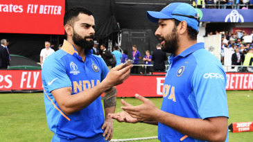 Rohit Sharma has certainly led the Mumbai Indians to many victories, but it's not like Virat Kohli has been an unsuccessful T20I captain for India