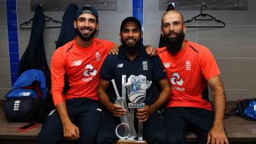 Saqib Mahmood, Adil Rashid and Moeen Ali are ambassadors for the South Asian Cricket Association