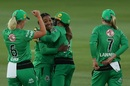 Alana King struck in both her first two overs, Melbourne Stars vs Perth Scorchers, WBBL 2020-21 semi-final, Sydney, November 25, 2020