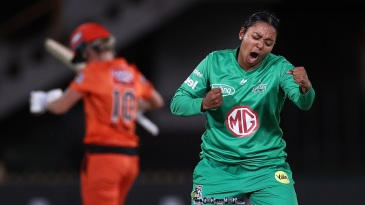 Alana King wrecked the Scorchers top order