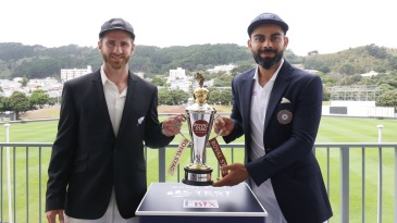 Kane Williamson and Virat Kohli have been nominated for the ICC men's cricketer of the decade award