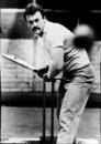 Steve Smith bats in the Bankstown Indoor Cricket Arena, September 18, 1985