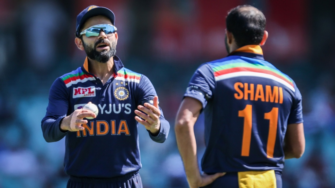 Sportek India Vs Australia : Virat kohli leaves australia after pep talk with team india: