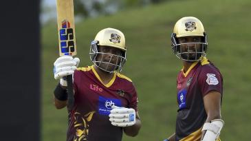 Samit Patel and Dasun Shanaka struck quickfire half-centuries